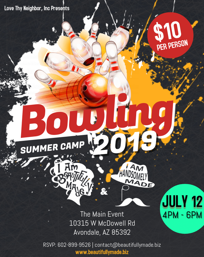 Summer Camp 2019 Main Event Bowling 071219