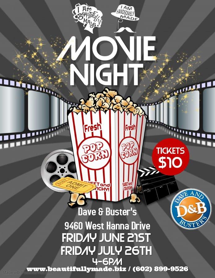 Summer Camp Movie Night