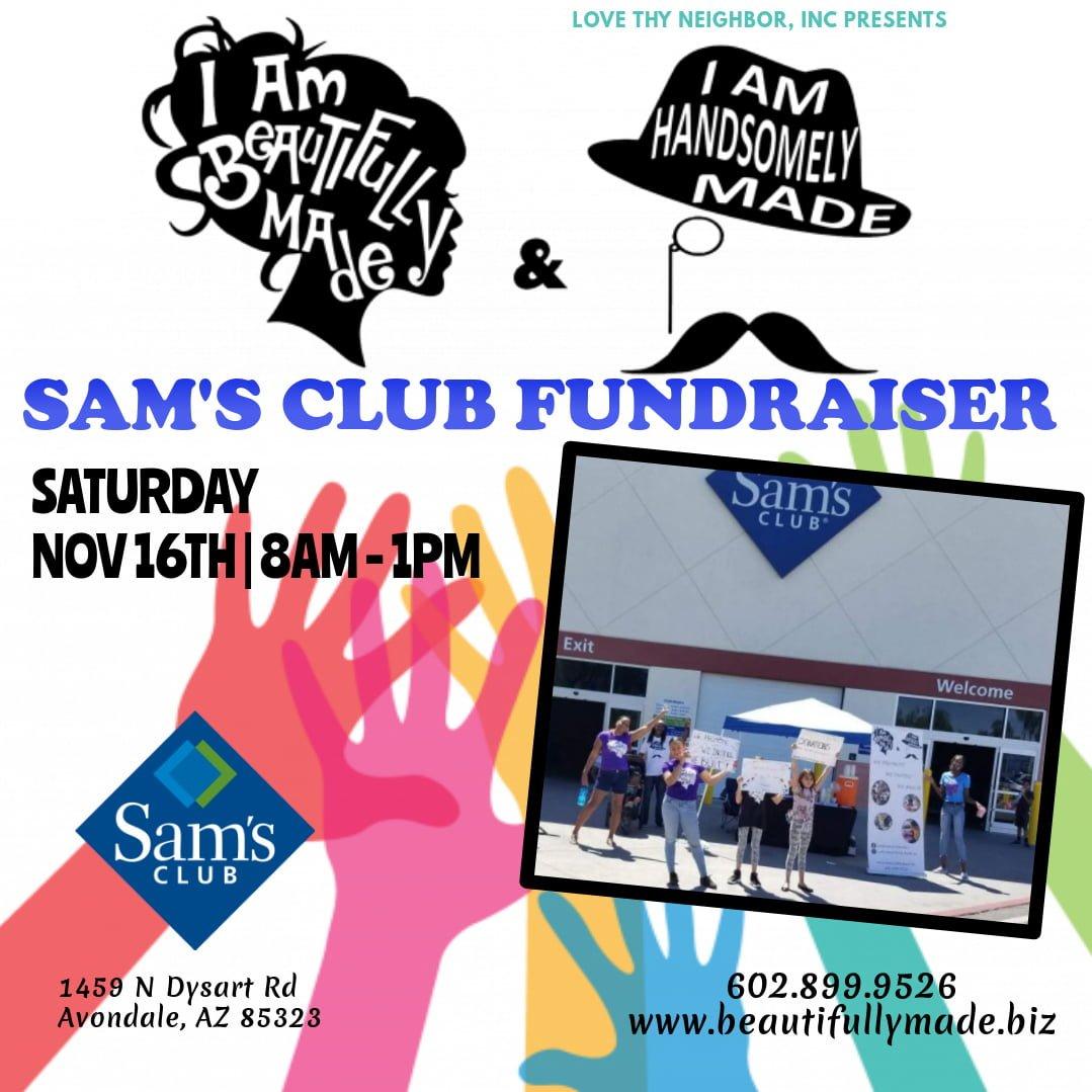 Sams Club Fundraising IG 111619