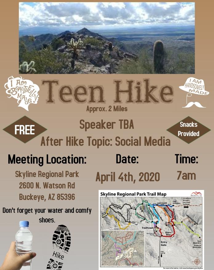 Teen Hike