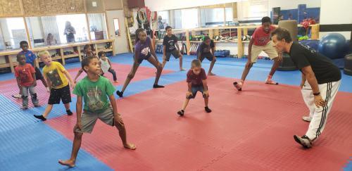 Eagles Taekwondo Academy 07/15/19