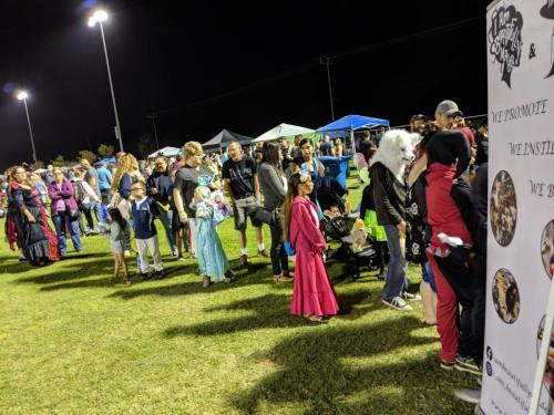 Buckeye's 79th Annual Halloween Carnival - Oct 2019