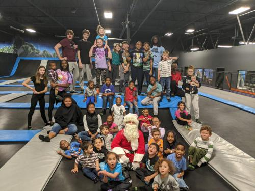 Elevate Christmas Party - Dec 2019