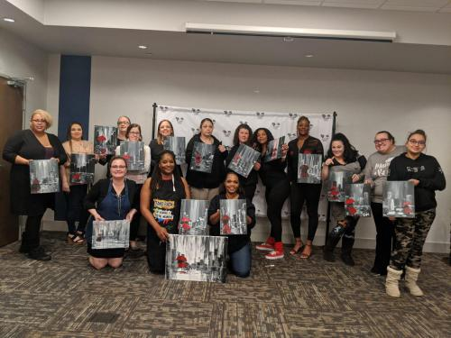 Women's History Month - March 2020