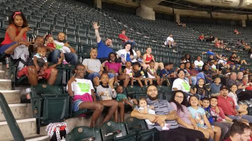 Family Night Arizona Diamonbacks - September 2018